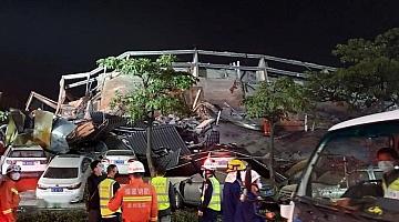 """福建严肃查处泉州欣佳酒店""""3·7""""坍塌事故案"""