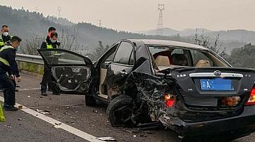 广西高速发生一起交通事故 造成3人死亡